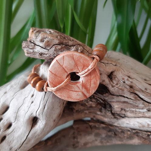 Bracelet eco-responsable Tomate Noire de Crimée