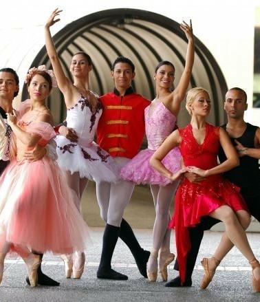 Eduardo Ortiz & Ballet Brio