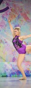 Audrey Hovermale - Professional Dancer