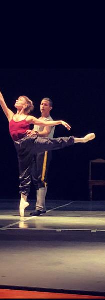 Eduardo Ortiz & Carla Curet - Professional Ballet Dancers
