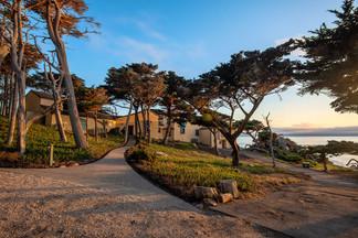 Sunset at Sunset Point Estate