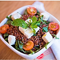 Organic red Quinoa Salad