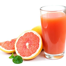 Fresh Squeezed Grapefruit Juice