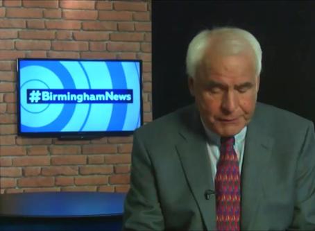 CRIB on TV (Birmingham News)