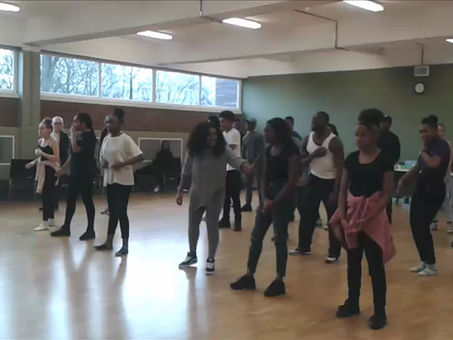 Performing Arts -Dance Session