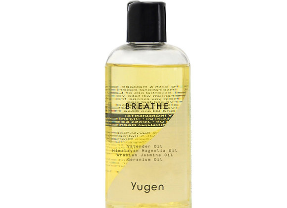 Breathe Massage Oil