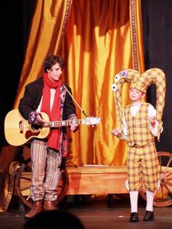 BremMuzikantyTroubadour and Joker