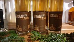 Brandy im Eichenfaß gereift