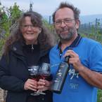 """Esther und Thomas Schaffner mit dem """"Deluxxxe"""" Rotweinpreis erhalten"""