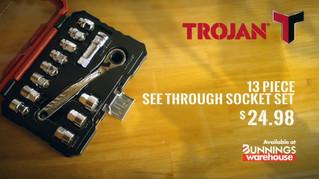 Trojan Tools- Bunnings