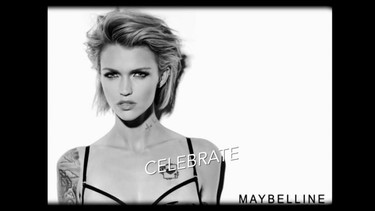 Maybelline - Ruby Rose