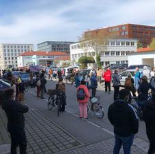 Aktionstag 10.04.2021 Freiburg