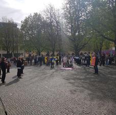 Aktionstag 10.04.2021 Stuttgart
