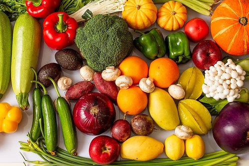 知らなかった旬の野菜に出会えます!免疫力UPに!季節の旬の野菜取り揃えセット!(送料別)