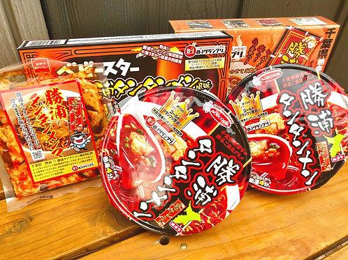 おさかな村 勝浦タンタンメン満喫セット(送料別)