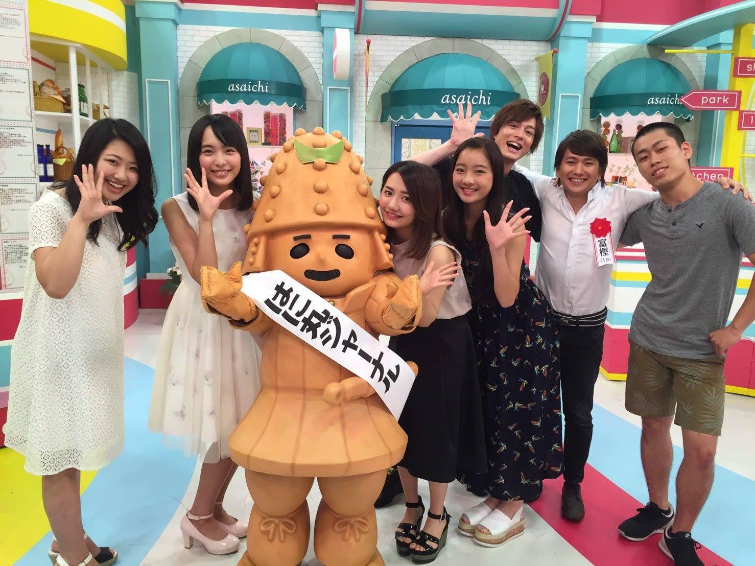 NHK「あさイチ」18歳選挙権特集