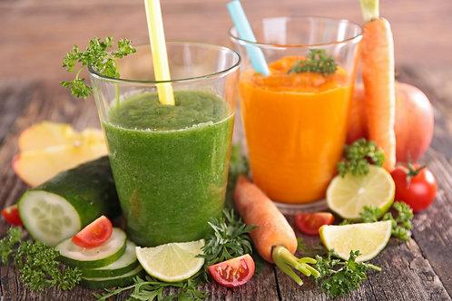 野菜が取れない人へ!もぎたて旬のフルーツ&野菜。スムージーにおすすめ!(送料別)