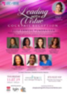 2019 Ladies of Virtue Annual Fundraiser