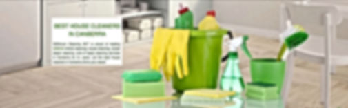 house cleaning services in Canberra