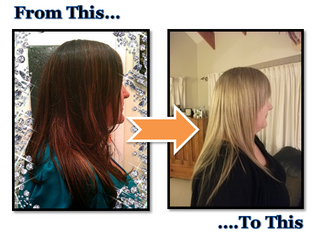 Changing your Colour?