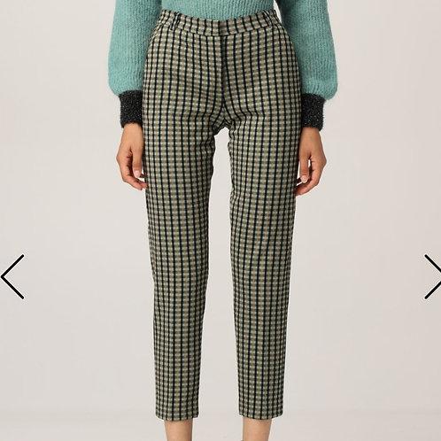 Pantalone Tweed  leggermente svasato