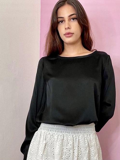 Blusa noir