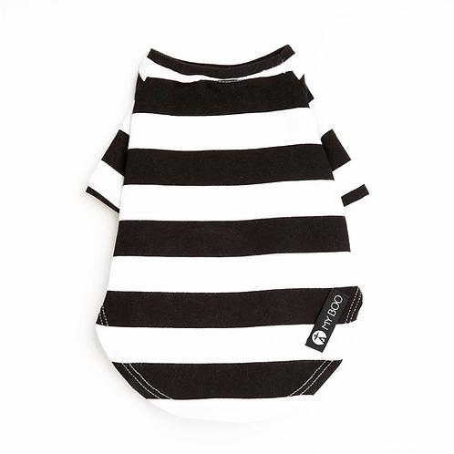 T-Shirt Stripes My Boo Haglan Street