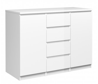 NAIA 2 DOOR 4 DRAWER SIDEBOARD