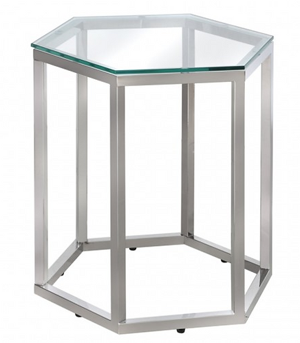 HEXAGON LAMP TABLE