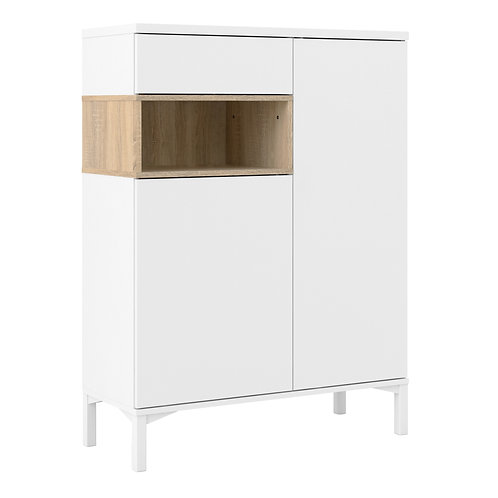 ROOMERS 2 DOOR 1 DRAWER SIDEBOARD