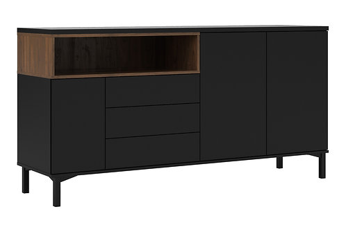ROOMERS 3 DRAWER 3 DOOR SIDEBOARD