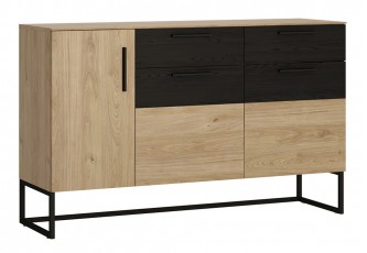 CORDOBA 3 DOOR 2 DRAWER SIDEBOARD