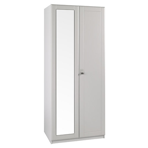 DOLCE DOUBLE MIRROR WARDROBE