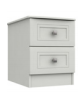 CANTERBURY 2 DRAWER BEDSIDE