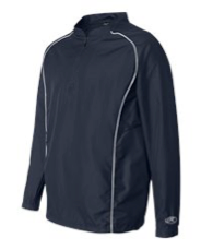 Men's Golf Wind Shirt, Long Sleeved