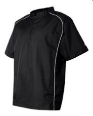 Men's Golf Wind Shirt, Short Sleeved