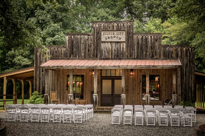 Silver City Farm Wedding