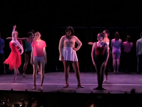 """At the Ballet"" from A Chorus Line"
