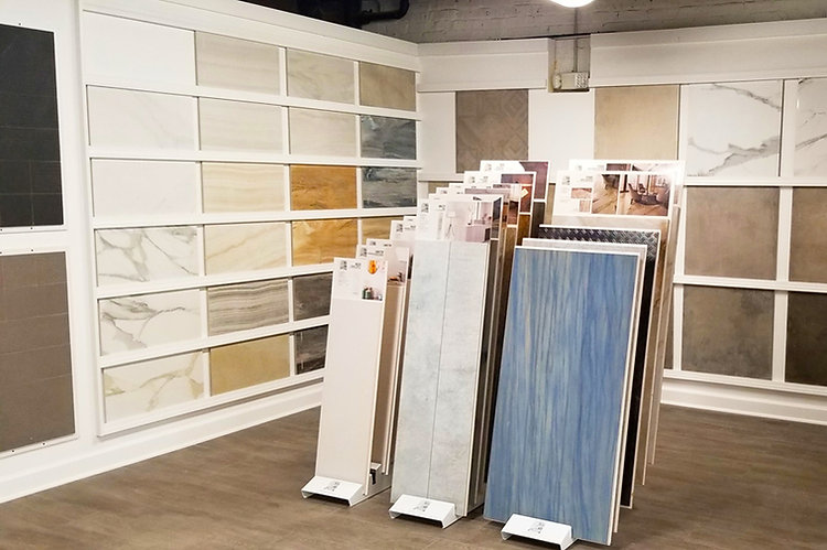 Central Rug and Floors showroom