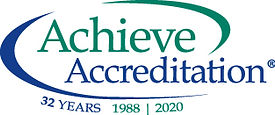 Achieve Accreditation