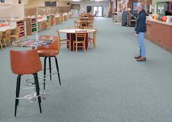 Bowling Alley Carpet