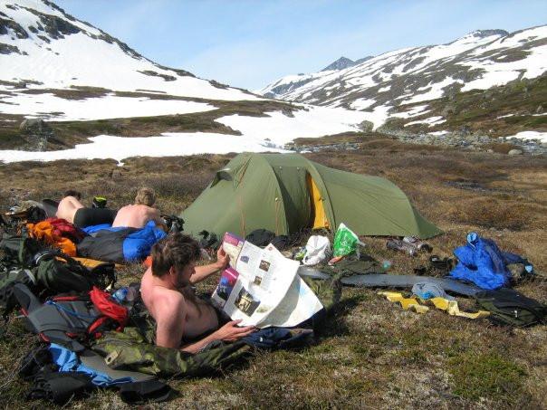 """Frå """"oppdaginga"""" av Leirungsdalen i 2009"""