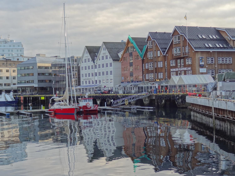Tromsø harbour