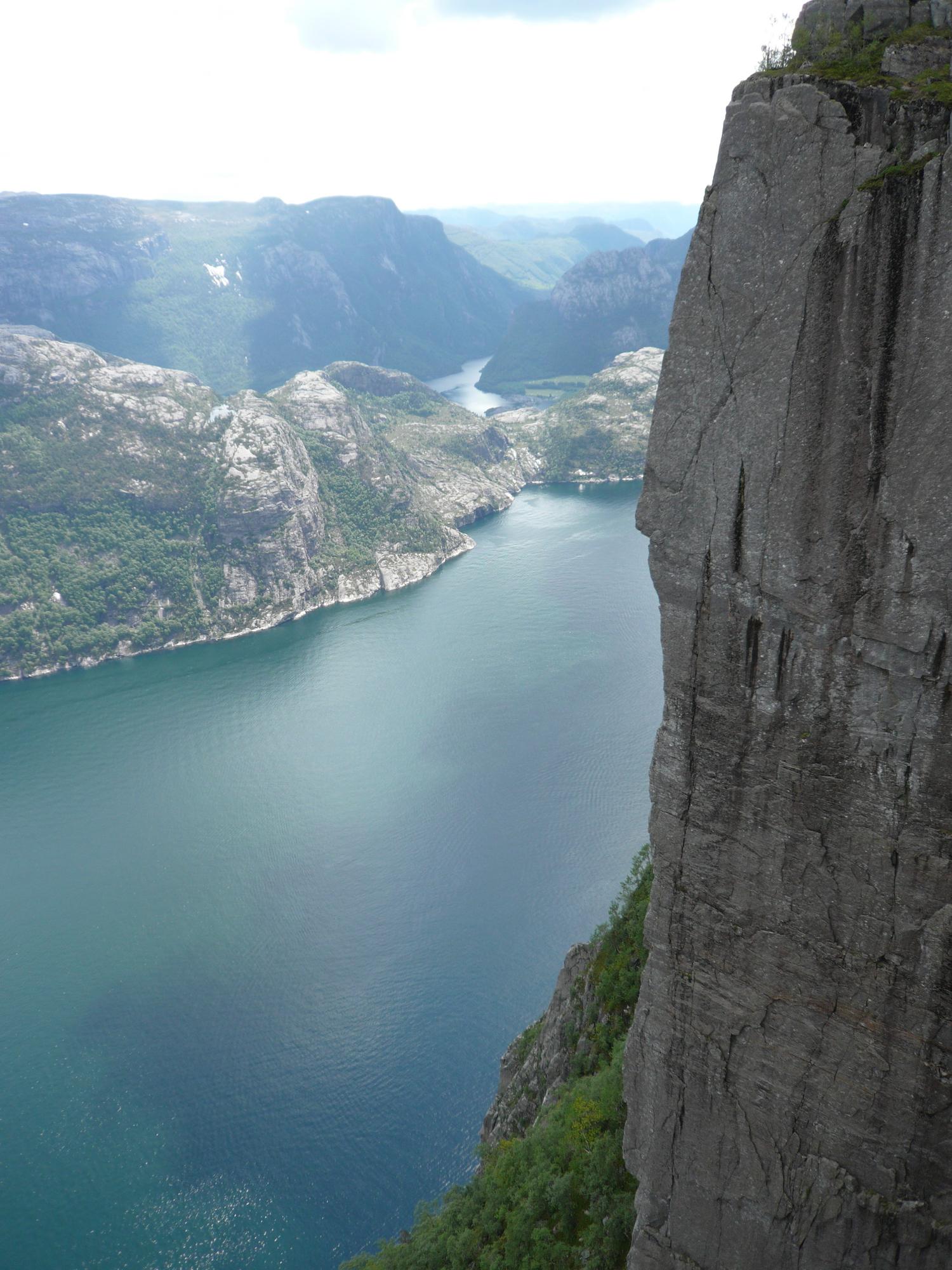 Preikestolen & Lysefjord