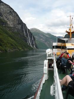 On the Geirangerfjord