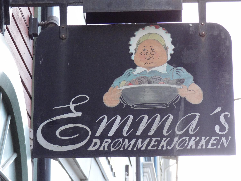 One of the good restaurants