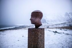 Sculpture landscape