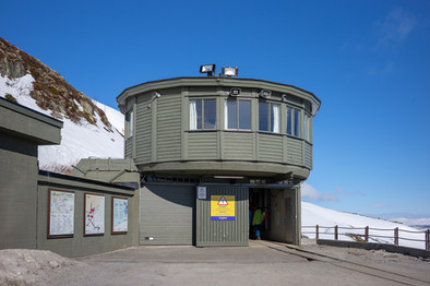 Entrance ground station