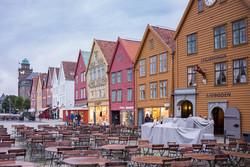 Brygge in Bergen