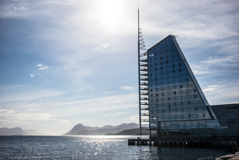 Molde - Scandic Seilet hotel